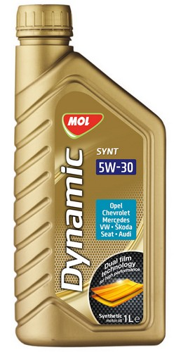 Motor Oil Dynamic Synt 5W-30 1L